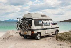 camper van oder kastenwagen
