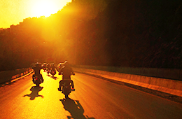 Motorrad Reisen Amerika