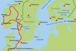 Hamburg Wohnmobil Norwegen