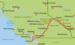 Kanada Westen Motorhome