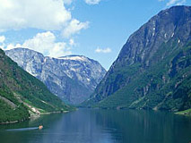 Camper Ferien Norwegen Fjord