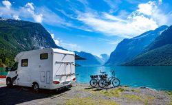 Norwegen Süden Wohnmobil Route