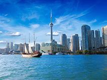 Toronto Wohnmobil Route