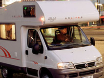 Camper Ferien Norwegen Wohnmobil