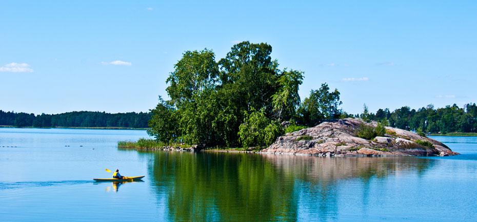 Camper Ferien Finnland
