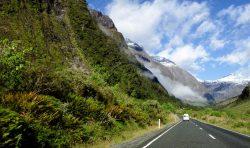 Motorhome in Neuseeland mieten