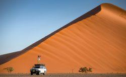 Wohnmobil Vermietung Namibia
